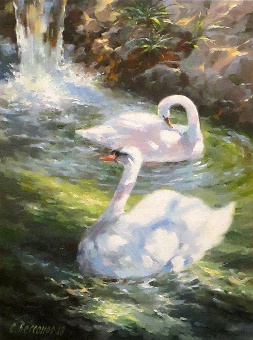 Сергей Бессонов – Пара лебедей