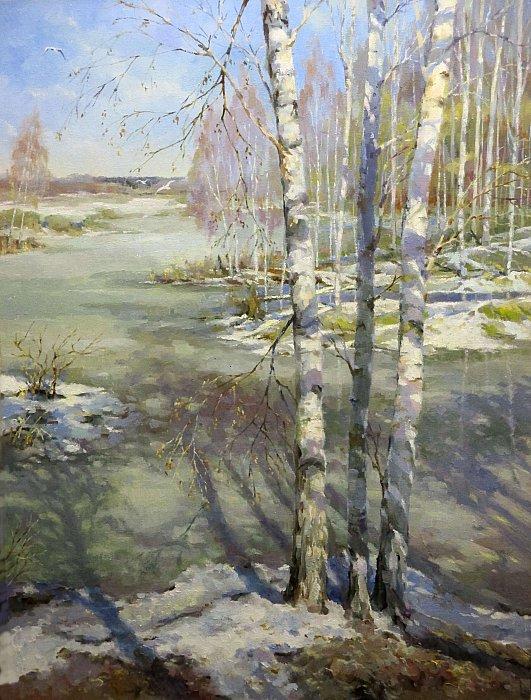 Сергей Бессонов – Апрельский лёд