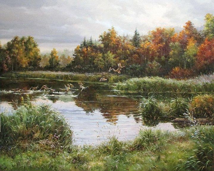 Сергей Бессонов – Утиное озеро