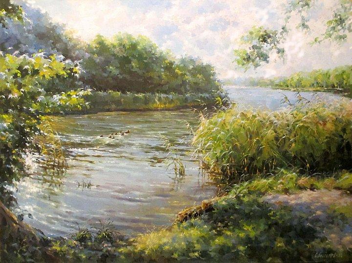 Сергей Бессонов – В полдень на реке