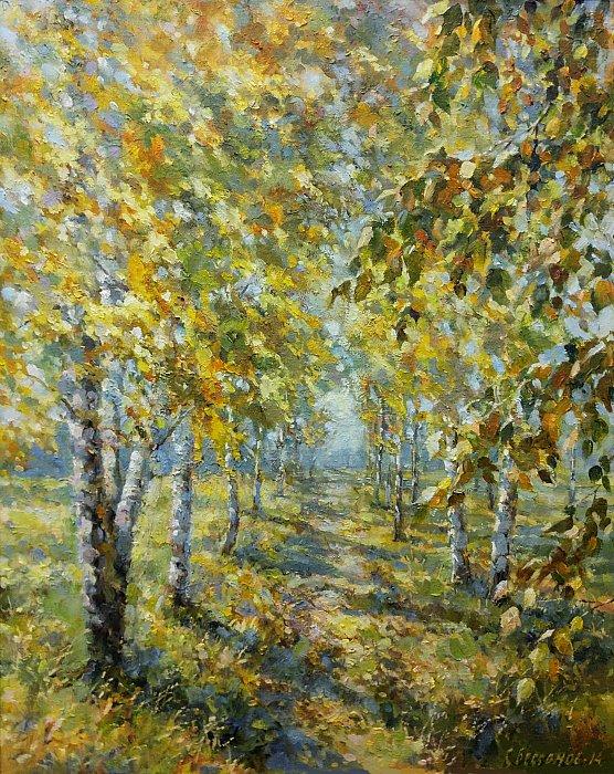 Сергей Бессонов – Золотая аллея