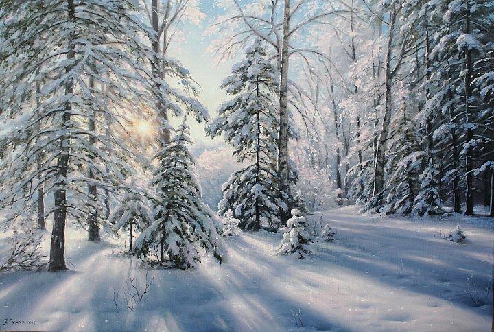 Сычев Алексей – Холодное утро