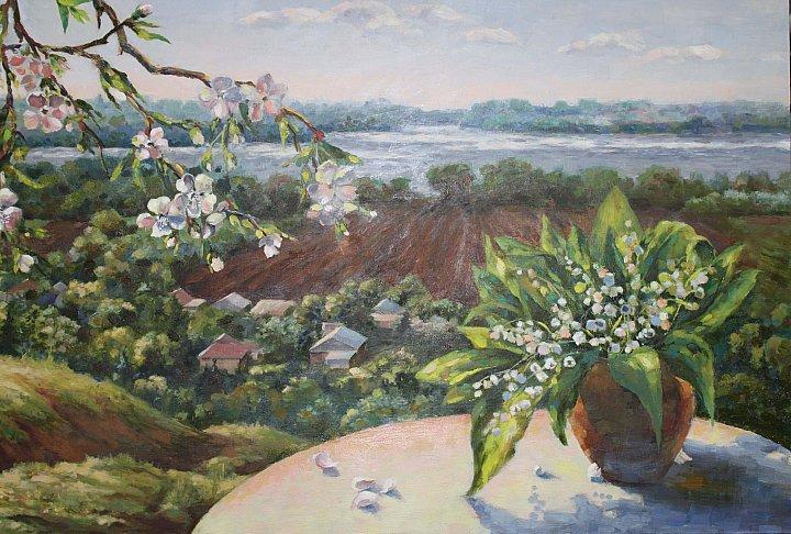 Елена Тараканова – Опять весна