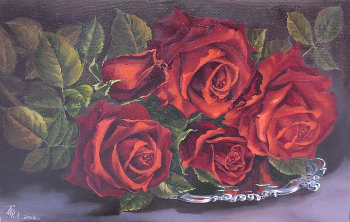 Елена Тараканова – Розы