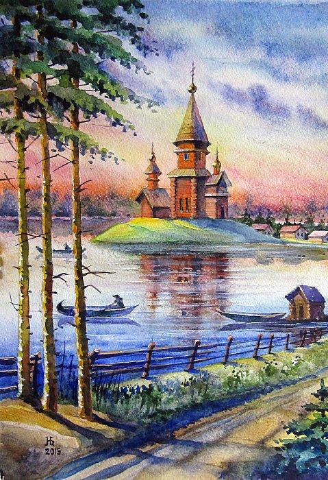 Карелия, Каргополь