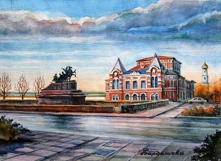 Самара, Драматический театр