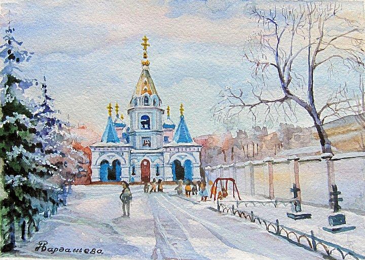 Самара, Покровский собор