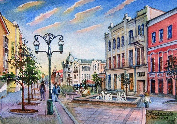 Самара, ул. Ленинградская
