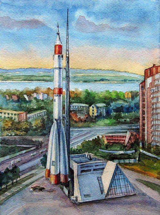 Самарский музей космонавтики