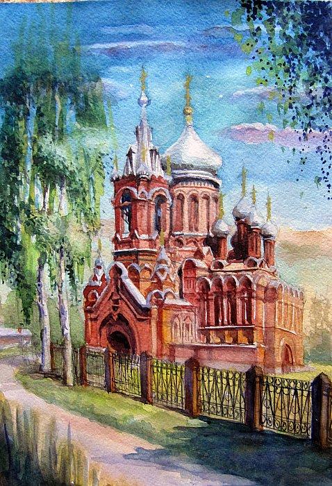Наталья – Храм в Фурманове Ивановской области