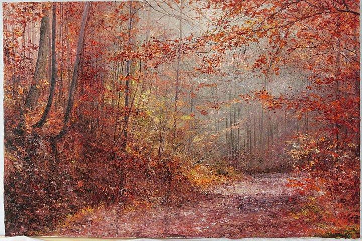 Рубиновая осень