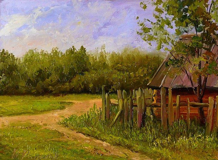 Юрий Карпиков – околица