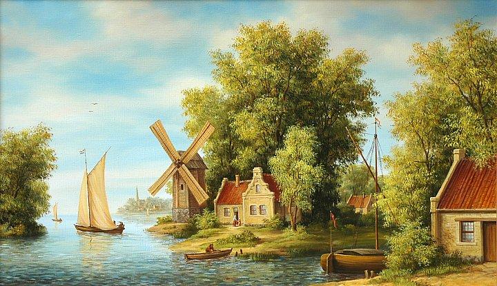 Голландский мотив