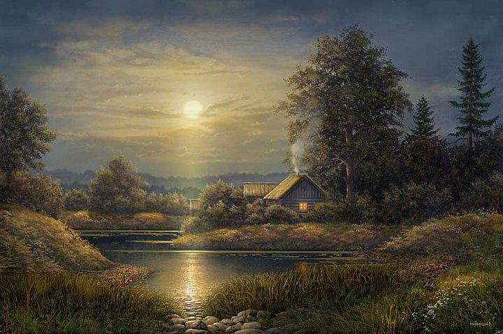 Валерий Ниминущий – Лунная соната