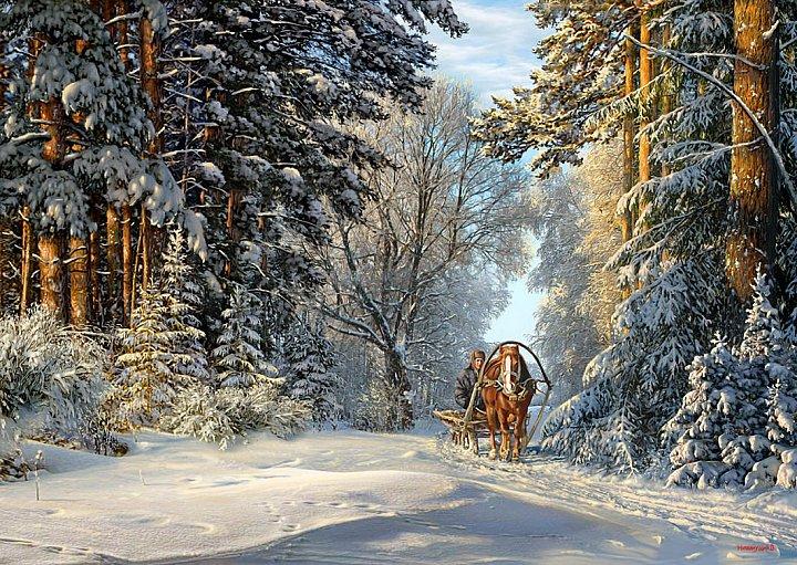 Валерий Ниминущий – Мороз и Солнце день чудесный