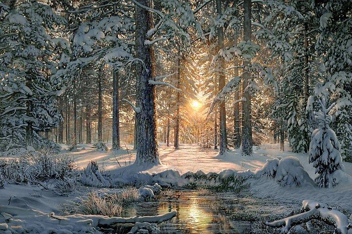 Валерий Ниминущий – Мир Господь устроил мудро, Времена все хороши, Но всегда златое утро Дарит счастье для души!