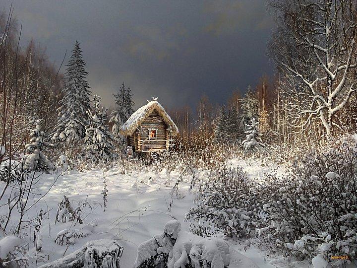 Валерий Ниминущий – Зимняя сказка
