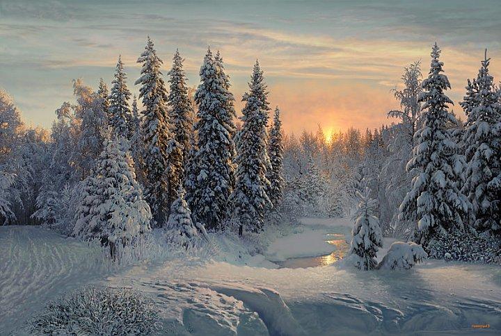 Валерий Ниминущий – Зимняя соната