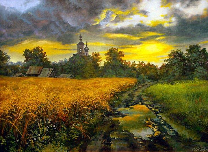 Виктор Андреев – Дождь прошел