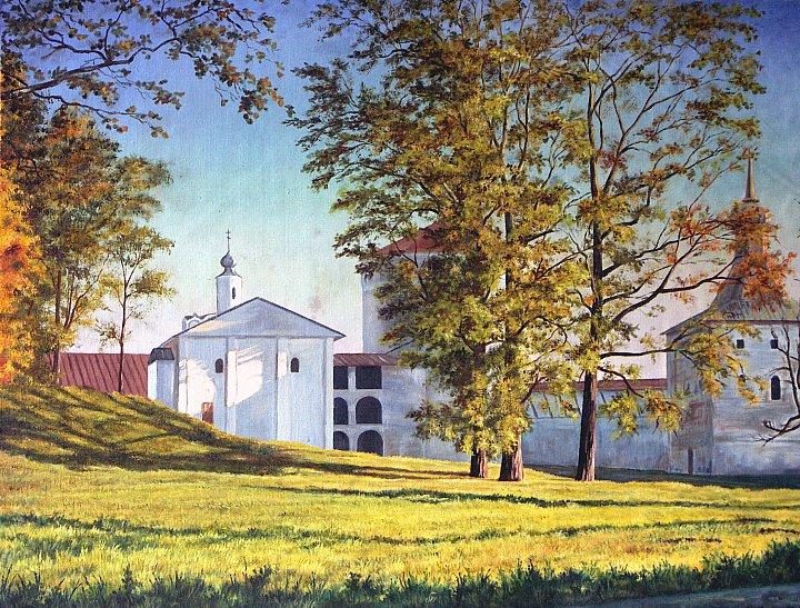 Виктор Андреев – Кирилло-белозерский монастырь