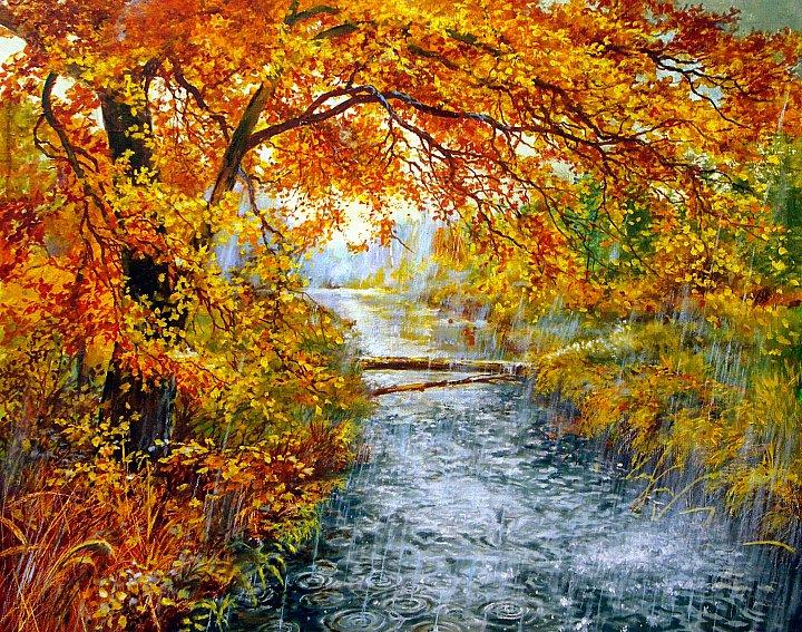 Виктор Андреев – Осенний дождь