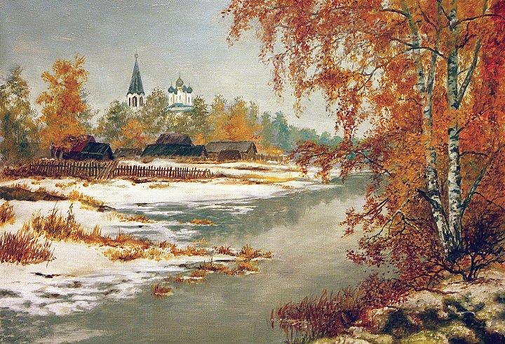Виктор Андреев – Первый снег