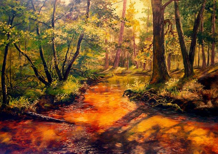 Виктор Андреев – Солнечный лес