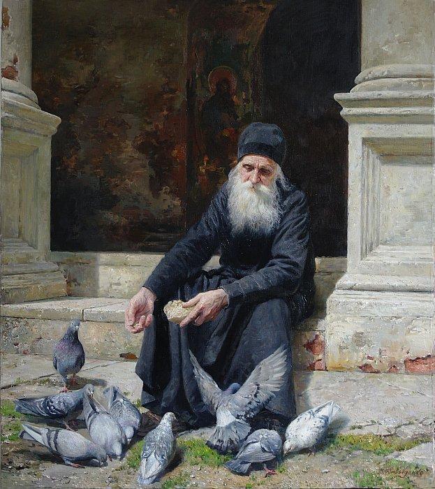 Давыденко Владимир – Инок