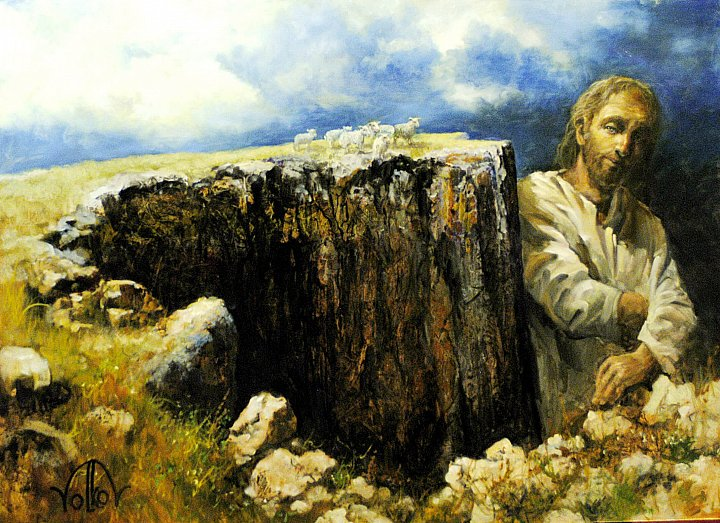 volkov mihail – пастырь
