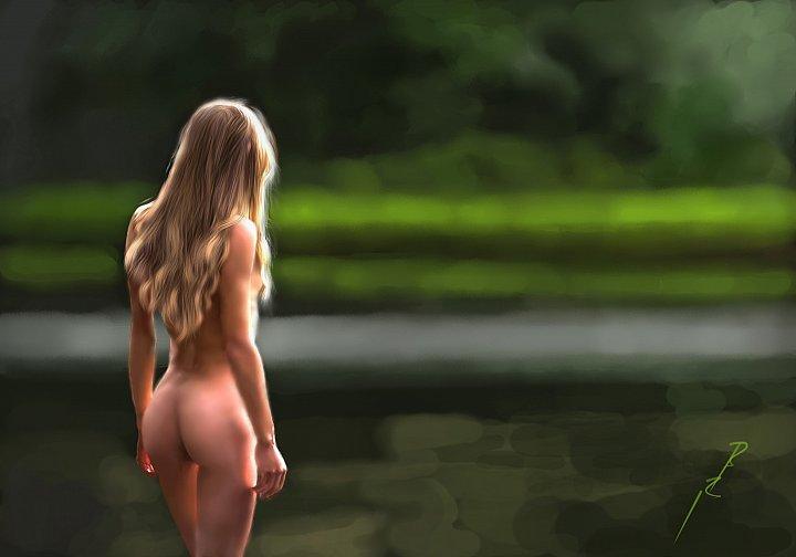 Владимир – Дева у воды