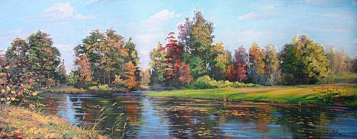 Владимир – Осень