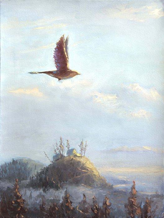 Владимир – Птаха