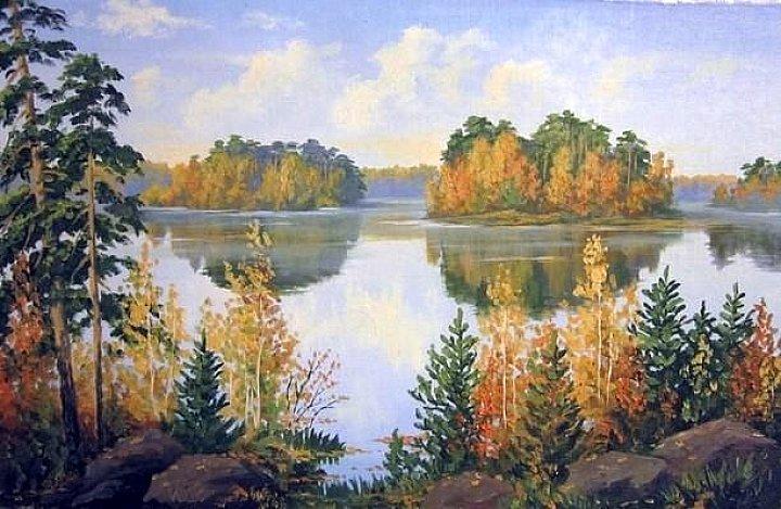 Воробьев Игорь – Осенний мотив