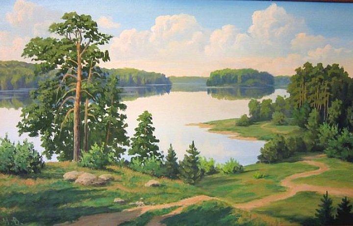 Воробьев Игорь – Озеро
