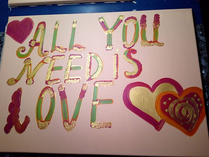 All you need is Love ~ Елена