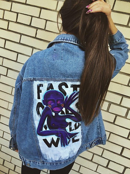 Fast Girl World Wide ~ wtp