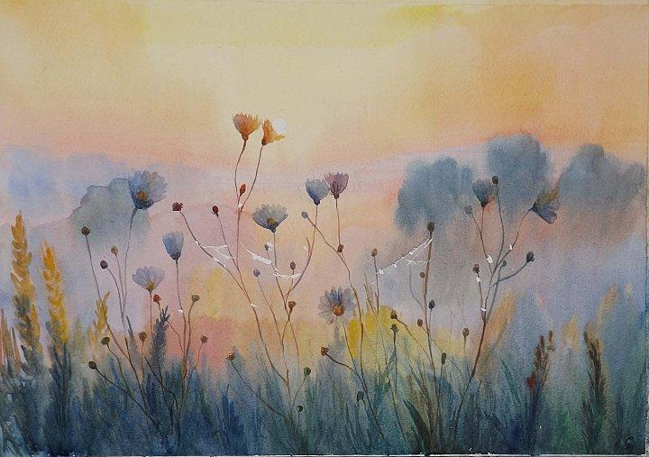 Наталия Задворнова – Утренняя роса
