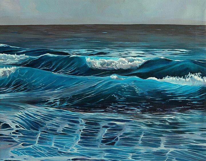 Морское кружево